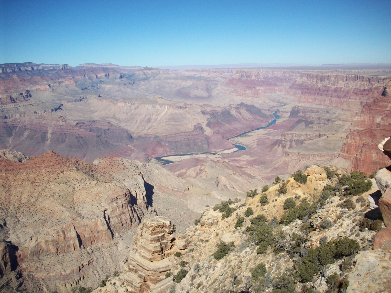 Grand Canyon National Park (Nov 2008)